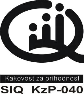 Cert znak SIQ KzP 040