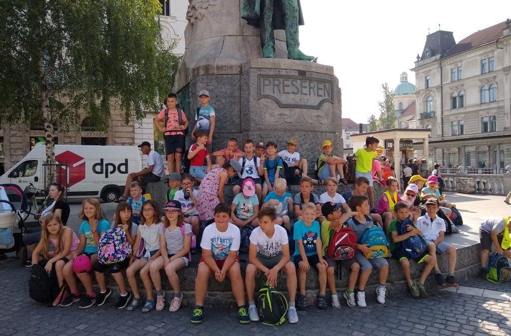 PŠ Podgrad – Obisk Ljubljane in Hiša eksperimentov